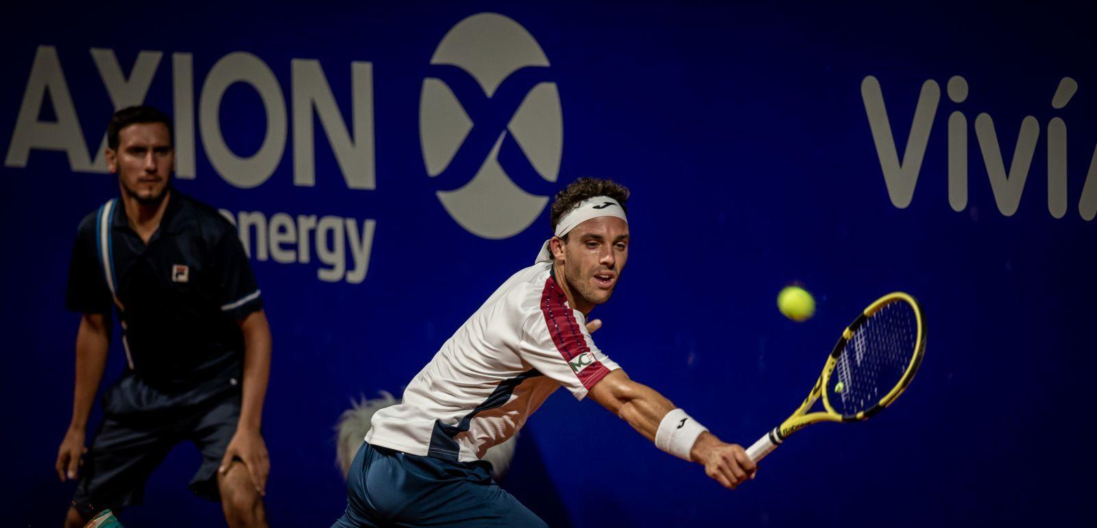 Marco Cecchinato, classe 1992 e n. 18 ATP