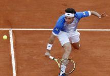 ATP Ginevra e Lione: I risultati  del Day 1. Marco Cecchinato supera le quali e sfiderà Travaglia. Giustino e Giannessi No. Caruso fuori al primo turno