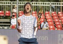 ATP 250 Nur Sultan e Metz: I risultati con il dettaglio del Day 2. Niente da fare per Marco Cecchinato a Metz