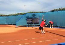 Challenger Trnava: Marco Cecchinato centra i quarti di finale. Fuori Volandri