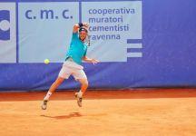 Il record di Marco Cecchinato. Per lui primo doppio bagel inflitto in carriera (Video)
