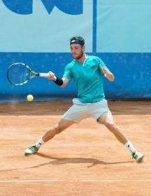 Marco Cecchinato, palermitano classe 1992, è numero 99 del ranking mondiale Atp
