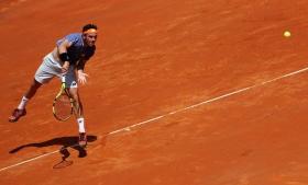 Marco Cecchinato, palermitano classe 1992, sarà tra i protagonisti dell'Aspria Tennis Cup 2016 dopo aver raggiunto le semifinali nelle due precedenti edizioni