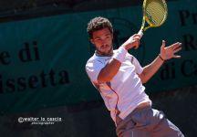 ATP Kitzbuhel: Qualificazioni. Marco Cecchinato eliminato al turno decisivo dopo essere stato vicino alla vittoria contro Antonio Veic