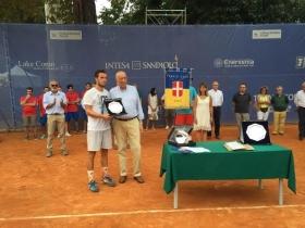 Marco Cecchinato finalista del torneo
