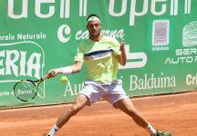 Challenger Heilbronn: Marco Cecchinato e Lorenzo Giustino ai quarti di finale