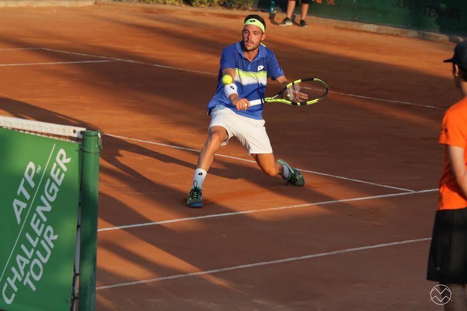 Marco Cecchinato classe 1992