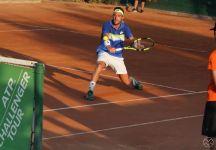 ATP Umago: Bella vittoria di Marco Cecchinato che elimina Gilles Simon in tre set. Primo top 40 battuto in carriera
