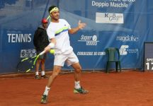 Challenger Lima: Marco Cecchinato ai quarti di finale (Video)