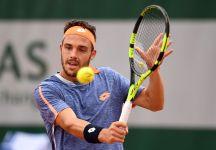 Masters 1000 Montecarlo: Marco Cecchinato lotta per un set poi cede a Milos Raonic