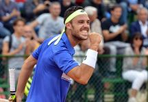 ATP Budapest: Prima gioia in carriera per Marco Cecchinato. L'azzurro da lucky loser vince il torneo