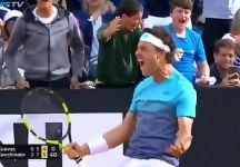 Masters 1000 Roma: Marco Cecchinato elimina Pablo Cuevas ed ora sfiderà David Goffin (Video)