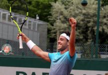 Ranking ATP Live: Marco Cecchinato si avvicina alla top 40