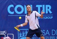 Challenger San Marino: Primo successo in carriera nel circuito challenger per Marco Cecchinato. Battuto in finale Filippo Volandri in due set. Da domani entrerà nei top 200