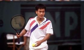 Michael Chang ha vinto il Roland Garros nel 1989