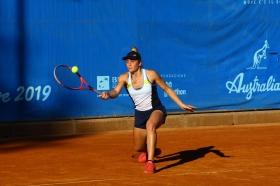 Diletta Cherubini, classe 2002 e n.728 ITF