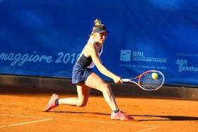 Diletta Cherubini, classe 2002 e n.729 ITF