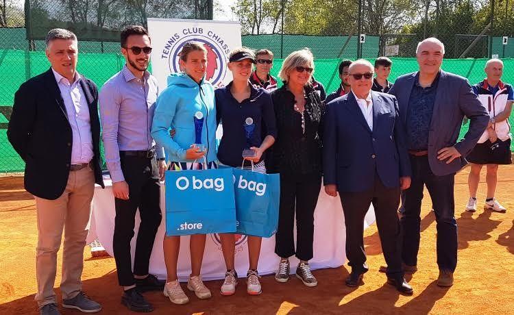 ITF ChiassOpen: Jil Teichmann trionfa per la Svizzera. Von Deichmann battuta in 3 set - Foto Michele Galoppini