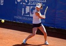 ITF Torino:  Sette azzurre ai quarti di finale