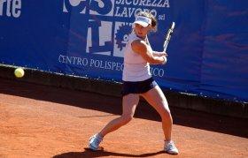 Stefania Chieppa nella foto