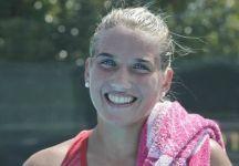 Deborah Chiesa: la strada è ancora lunga ma il tennis è la mia vita. La giovane tennista trentina si racconta ai lettori di livetennis