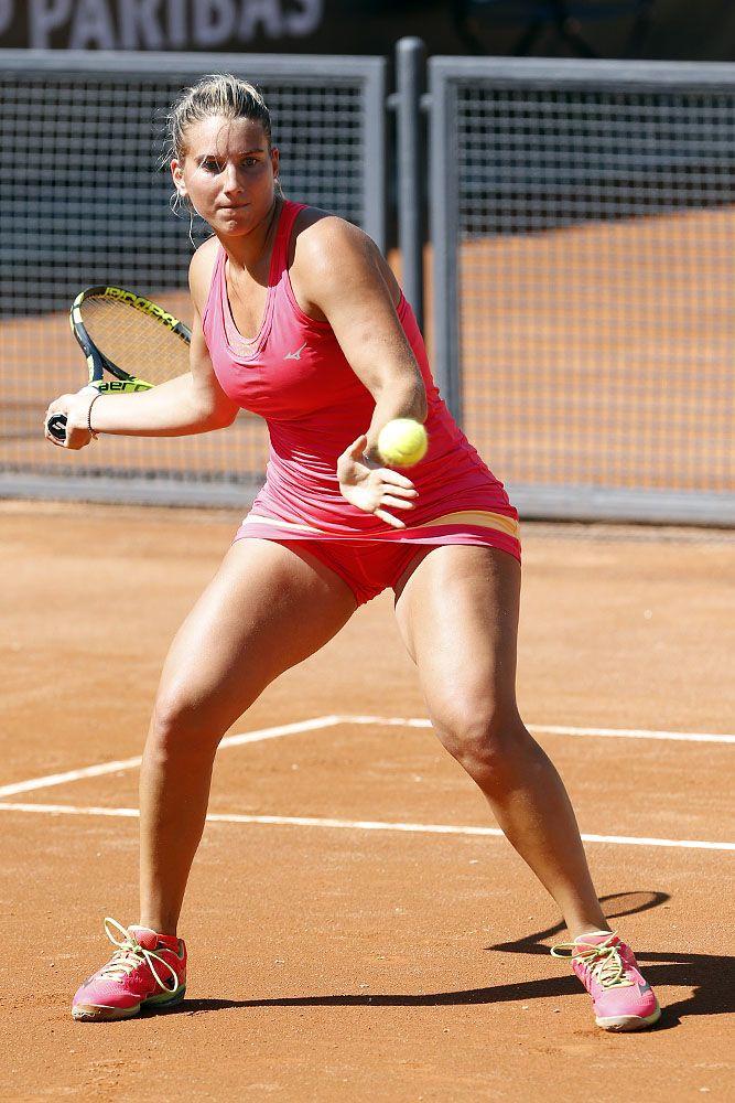 Deborah Chiesa classe 1996, n.470 WTA - Foto Giampiero Sposito