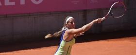 Deborah Chiesa classe 1996, n.912 WTA