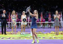 Ranking WTA Live: Best ranking per Dominika Cibulkova (+ il video della finale delle Finals)