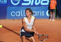 Italiane nei tornei ITF (Escluso Pomezia): I risultati delle azzurre. Fuori Paola Cigui in Croazia. Si arrende in semifinale la Scimone in India