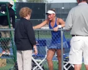 Susanne Celik classe 1994, n.230 WTA