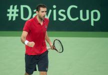 Davis Cup – Finale: Croazia avanti. Cilic si fa recuperare due set da Delbonis ma poi vince al quinto set