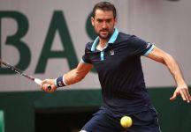 """Dal Roland Garros – Marin Cilic: """"le condizioni di gioco sono diverse rispetto a qualche giorno fa"""""""