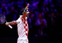 LIVE la Finale di Davis Cup: Francia vs Croazia 1-3. La Croazia vince la competizione