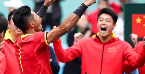 LIVE i risultati della Davis Cup