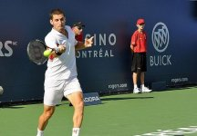 ATP Washington: Il Main Draw. Sfida complicata per il nostro Flavio Cipolla