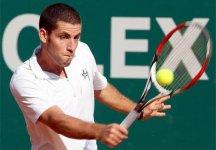 ATP Stoccarda: Flavio Cipolla si ferma al primo turno