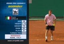 Video del Giorno: La prima semifinale in carriera nel circuito ATP per Flavio Cipolla