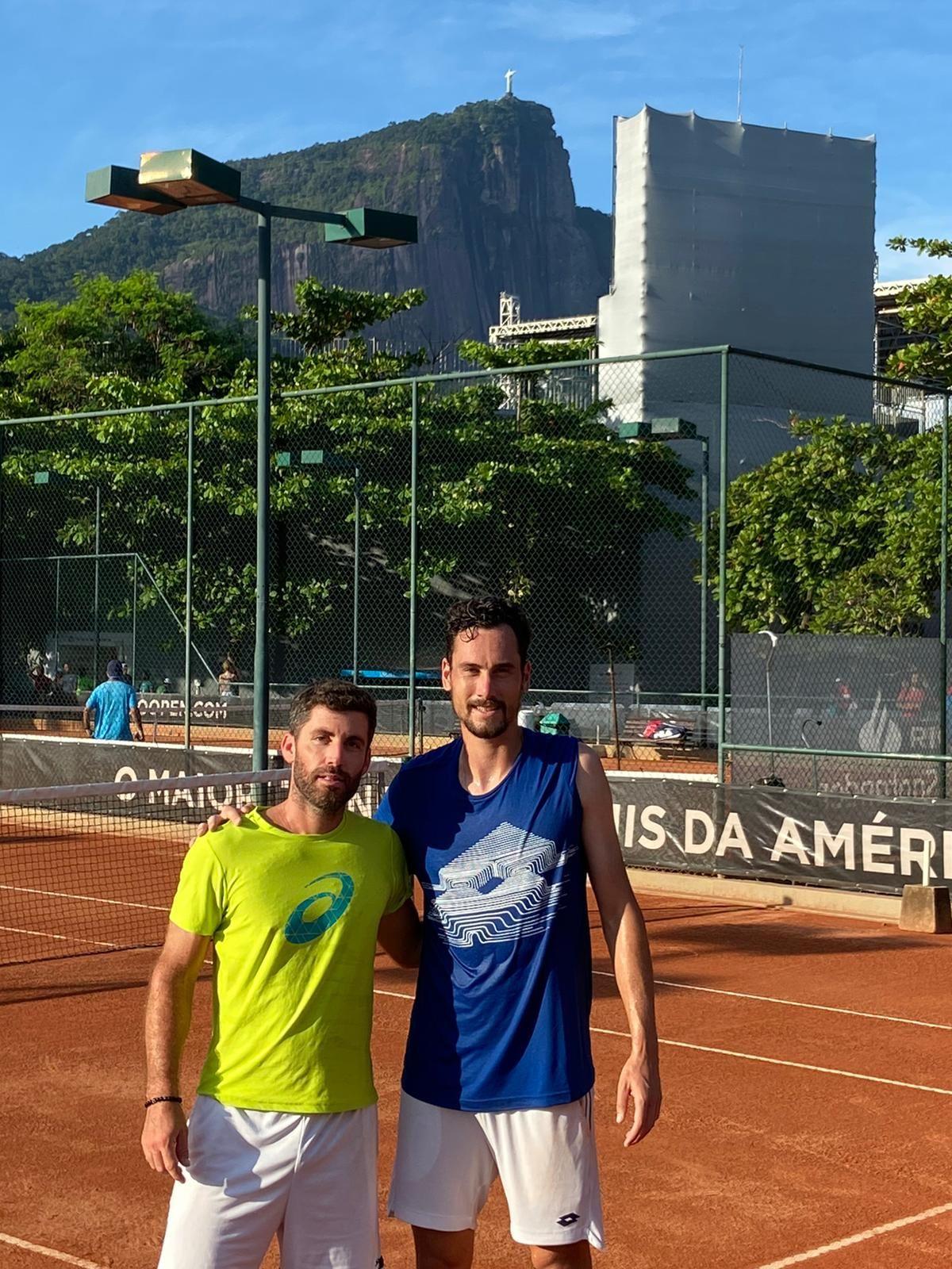 Flavio Cipolla e Gianluca Mager nella foto