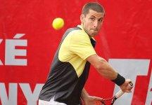 Challenger Prostejov: Flavio Cipolla vola in finale nel ricco torneo ceco. L'azzurro ha annullato un set point nel primo set e tre nel secondo a Munoz De La Nava