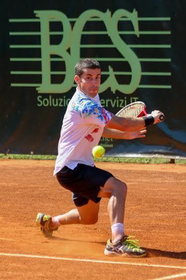 Flavio Cipolla nella foto