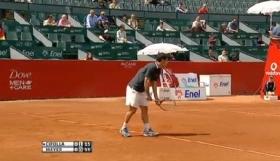 Flavio Cipolla ai quarti di finale a Casablanca