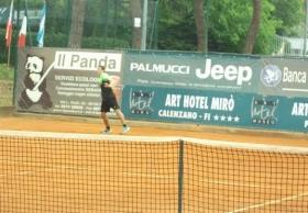 Ciurletti in finale a Prato