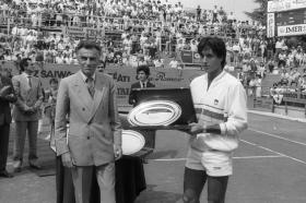Claudio Panatta best ranking n.46 del mondo