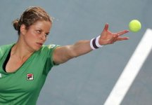 WTA Parigi: Kim Clijsters ritorna nuovamente al n.1 del mondo