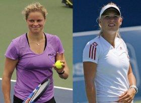Kim Clijsters e Caroline Wozniacki sicure protagoniste nell'anno che verrà