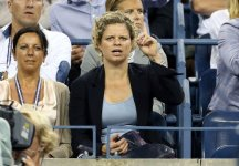 L'addio al tennis di Kim Clijsters