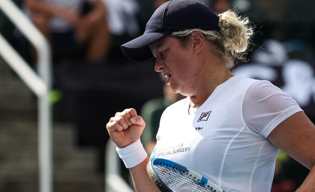 Kim Clijsters ex n.1 del mondo