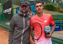 """Flavio Cobolli conquista il primo titolo Under 18: """"ho promesso a mio padre che avrei vinto"""""""