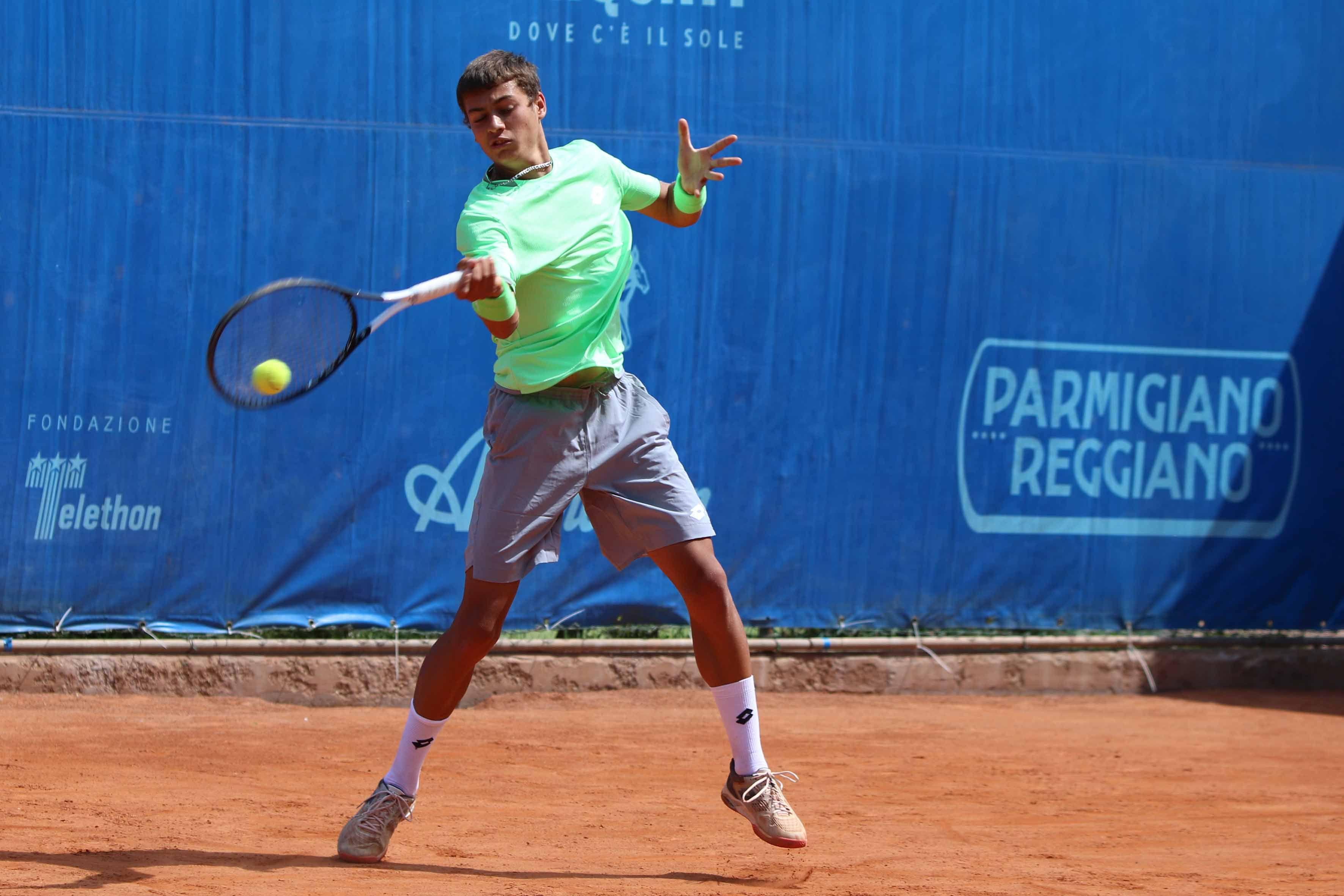 Flavio Cobolli nella foto