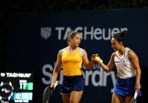 WTA Palermo: Trevisan e Cocciaretto in finale nel doppio. La Giorgi non è delusa della semifinali (con il programma di domani)